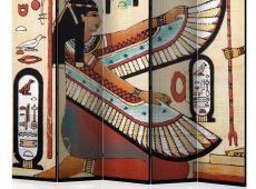 Paraván - Egyptian motif II [Room Dividers]